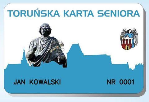 Toruńska Karta Seniora